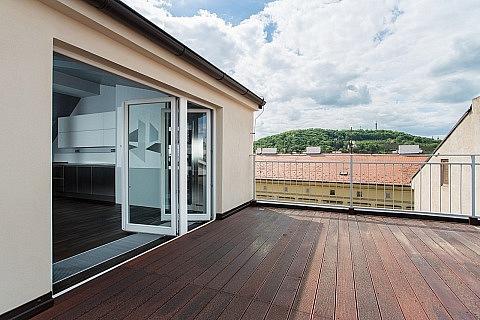 Luxusní byty Praha 1